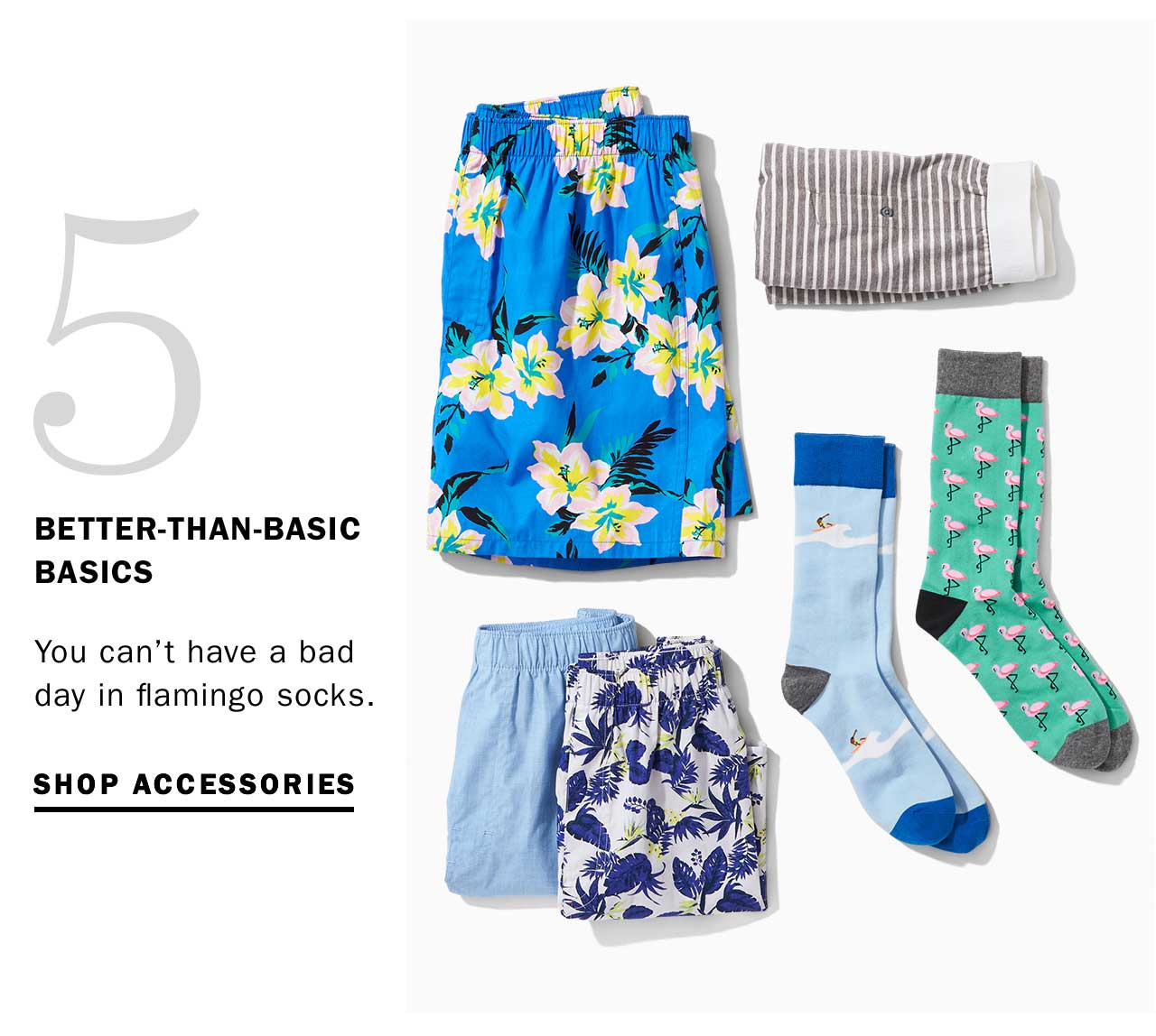 5 BETTER-THAN-BASIC BASICS | SHOP ACCESSORIES