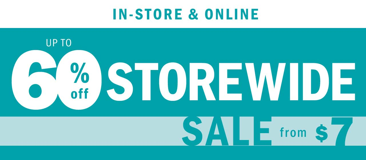 in-store & online
