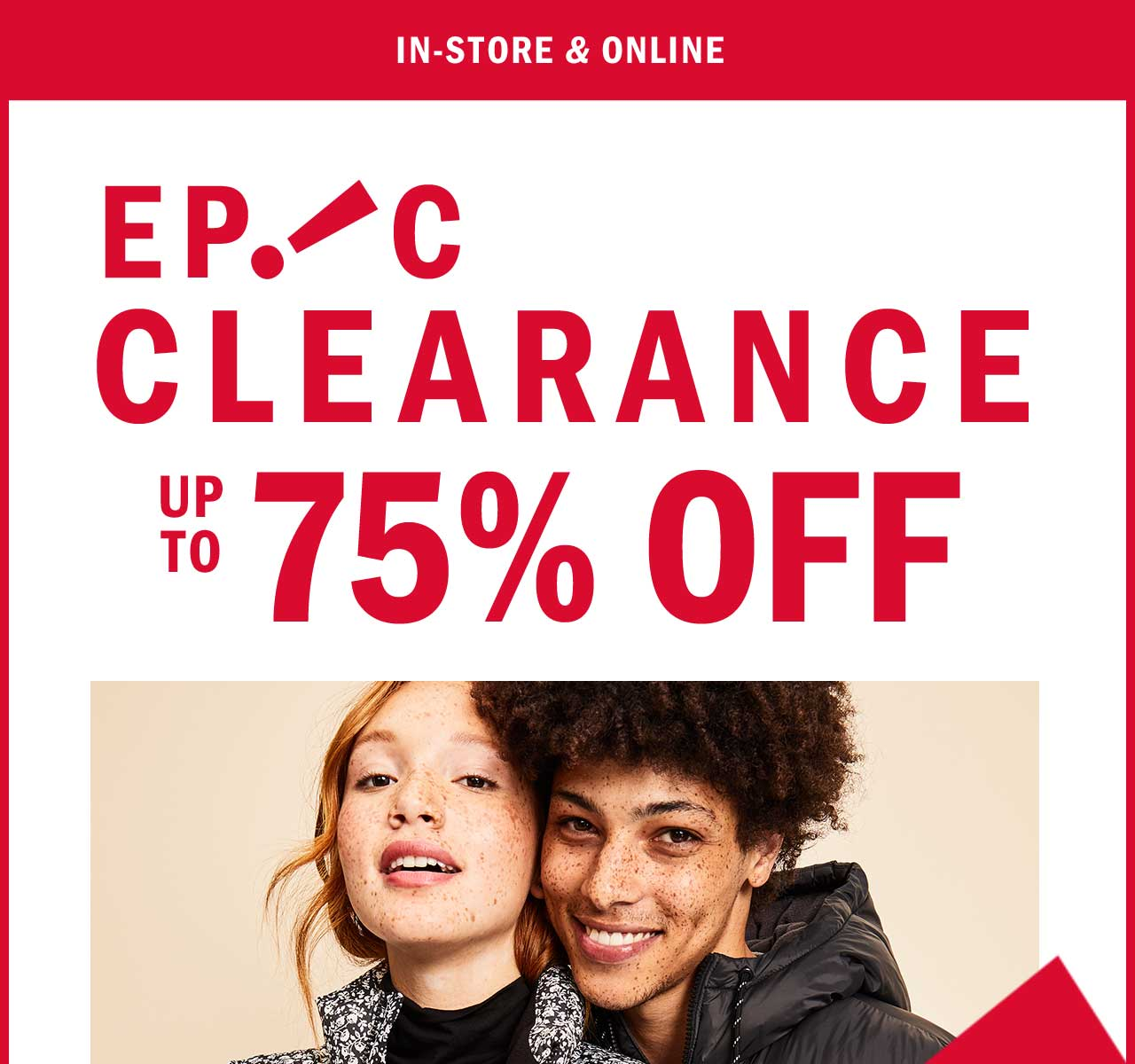 Ep!c clearance