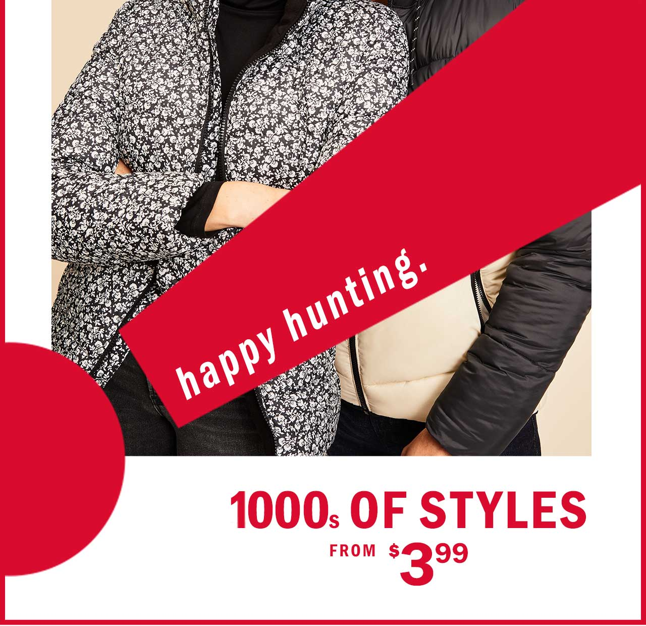 Happy hunting.