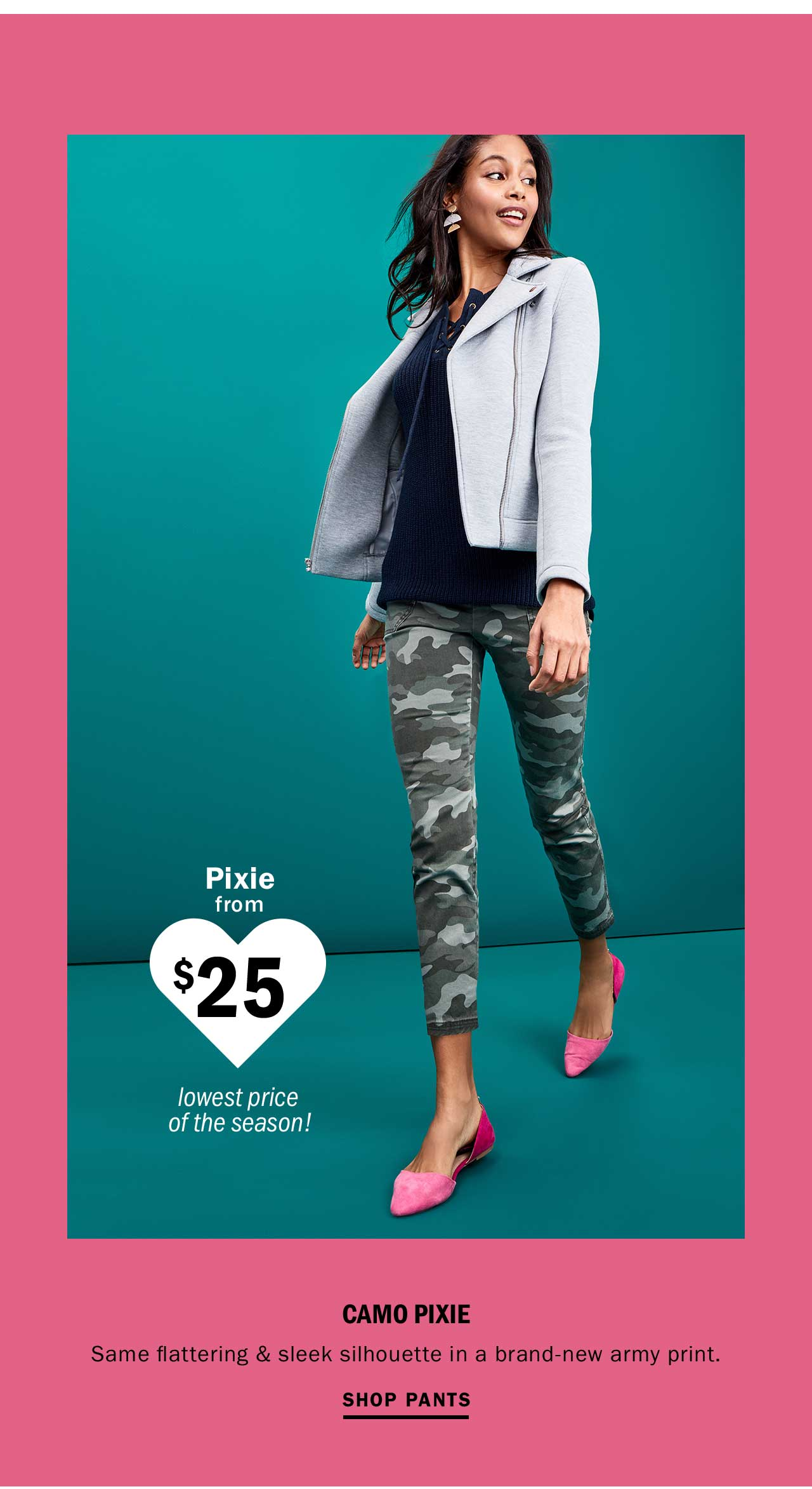 Pixie from $25