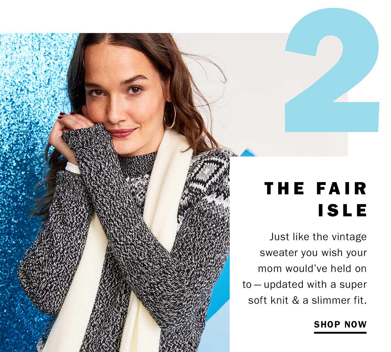 The fair isle