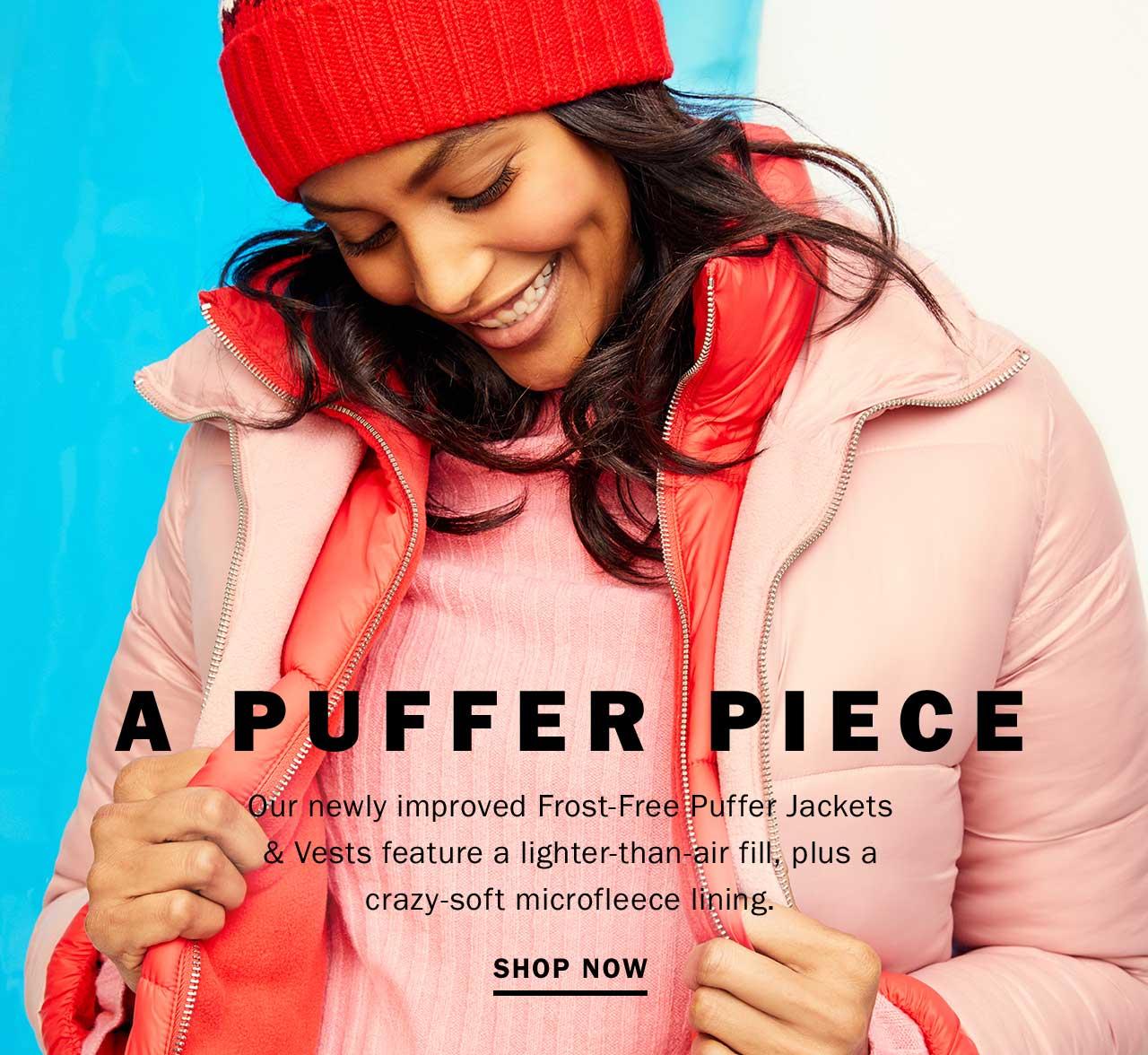 A puffer piece