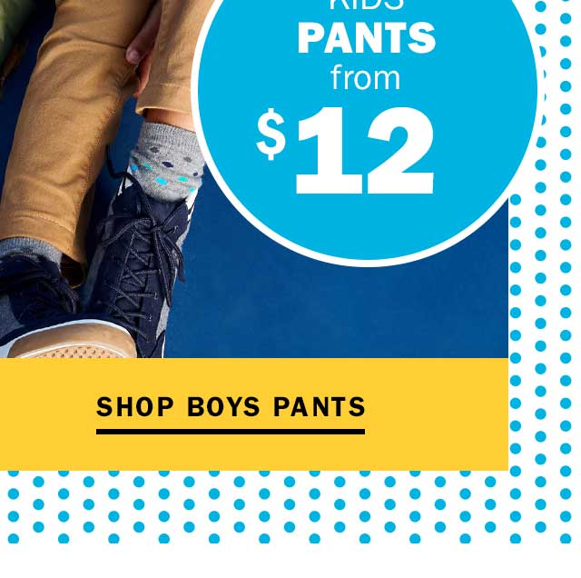 Shop boys pants